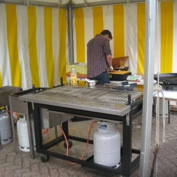 BBQ-Service