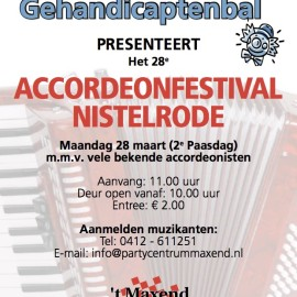 Accordeon festival Nistelrode
